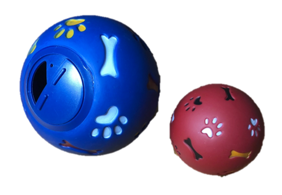 Paisley Paws Interactive Treat Dispensing Ball