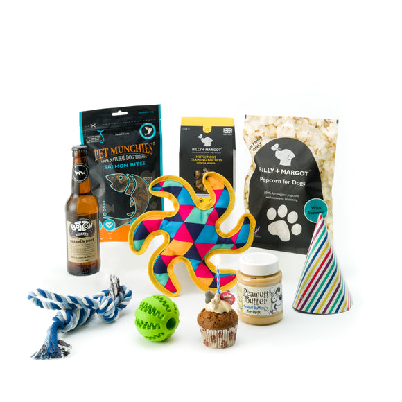 Zuce Pets Deluxe Doggy Celebration Pack