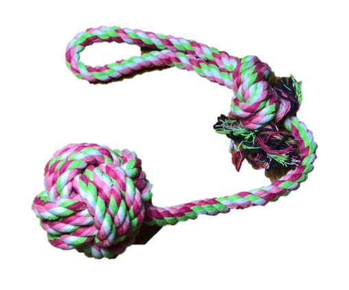 Paisley Paws Tug Rope Toy