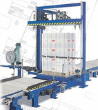Automated Pallet Strapping Machine
