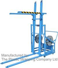 Pallet Strapping Machine corrugated