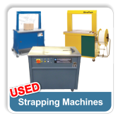 Used Strapping Machines