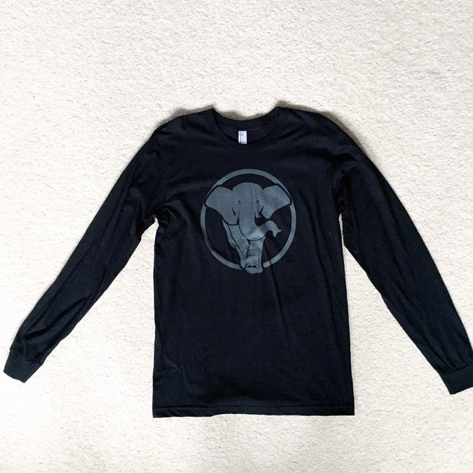 Awesome Elephant-Long Sleeve