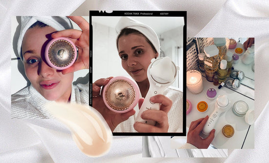 How to create the ultimate glowy facial at home