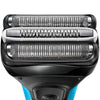 Braun Series 3 Shave&Style 3010BT 3-in-1 Electric Wet & Dry Shaver