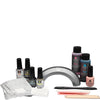Red Carpet Manicure Kit with Professional LED Light