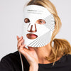 CurrentBody Skin LED Light Therapy Mask and Hydrogel Face Mask - DS Bundle