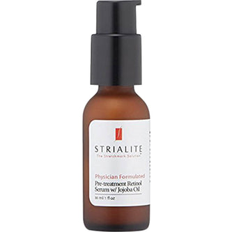 Image: Strialite Pre-Treatment Retinol Serum with Jojoba Oil