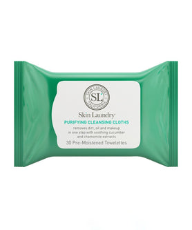 Image: Skin Laundry Purifying Cleansing Cloths
