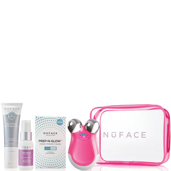 Image: NuFACE Mini SKINFIT PowerLift Express Microcurrent Collection