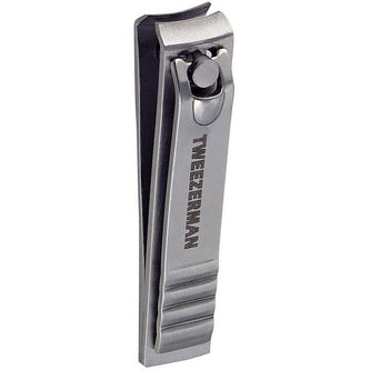 Image: Tweezerman Stainless Steel Fingernail Clipper