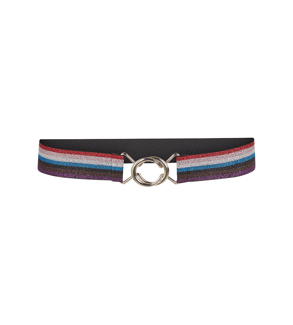 CO´ COUTURE Rainbow belt