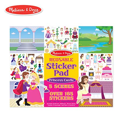MELISSA AND DOUG Reusable Sticker Pad