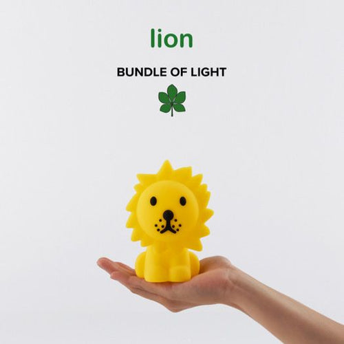 MR.MARIA, ANOTHER STORY Bundle of light LION Nightlight Gul