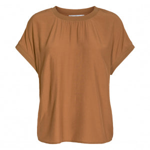 CO´ COUTURE New Norma Top Brun