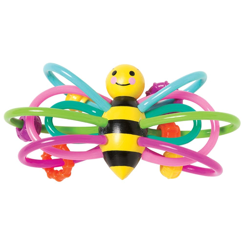 MANHATTAN TOYS Zoo Winkel Bee