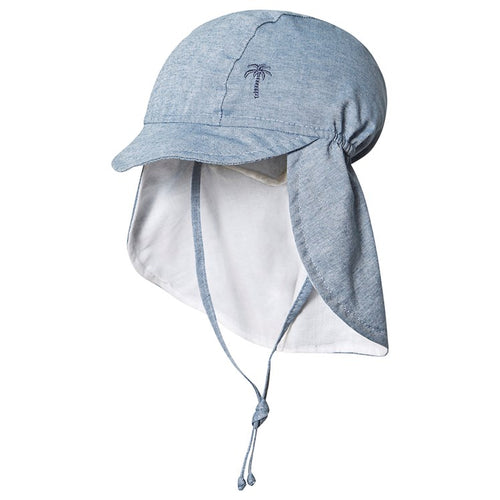 MP MELTON Mads Cap w/neck shade