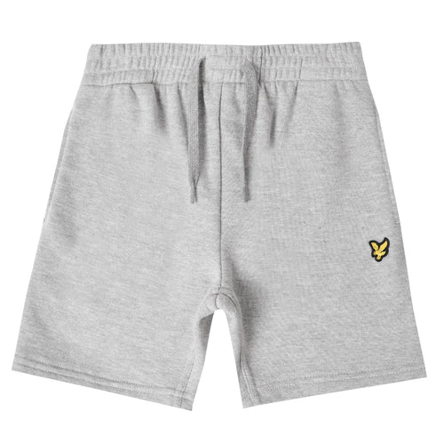 LYLE & SCOTT Classic sweat shorts Grå