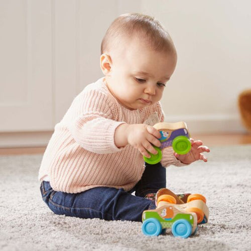 MELISSA AND DOUG Stacking cars Multi