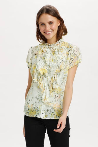 SAINT TROPEZ Lilly shirt Lysegul