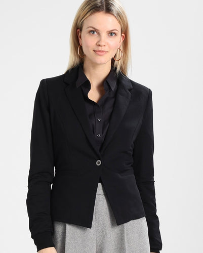 CULTURE Eva blazer Sort