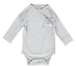 MARMAR COPENHAGEN New born gift set 2pcs Lyseblå