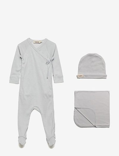 MARMAR COPENHAGEN New born gift set 3pcs