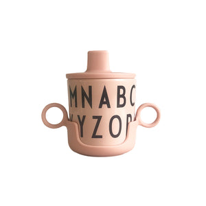 DESIGN LETTERS Kopp, ABC Grow Set Nude
