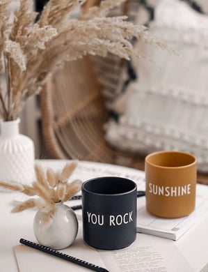DESIGN LETTERS Favourite cup, SUNSHINE Honey