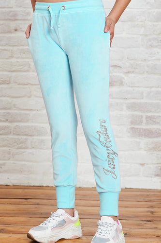 JUICY COUTURE Velour Diamant legging