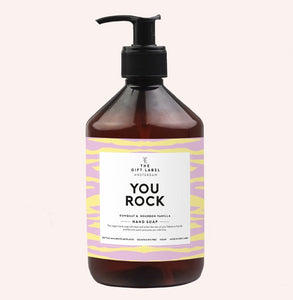THE GIFT LABEL Hand soap You rock