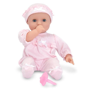 MELISSA AND DOUG Jenna Doll