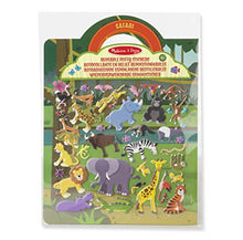 Last bilde inn i Gallery viewer, MELISSA AND DOUG Reusable Puffy Stickers