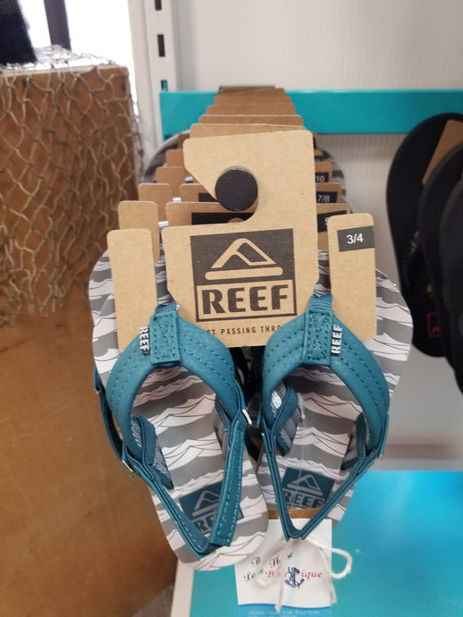 Reef kids Ahi Grey Ocean
