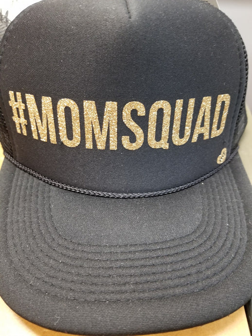 Mom Squad Trucker Hat