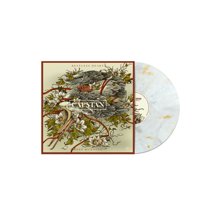 Restless Heart, Keep Running Vinyl