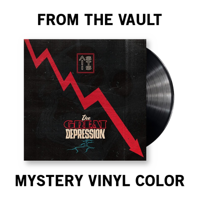The Great Depression Vinyl