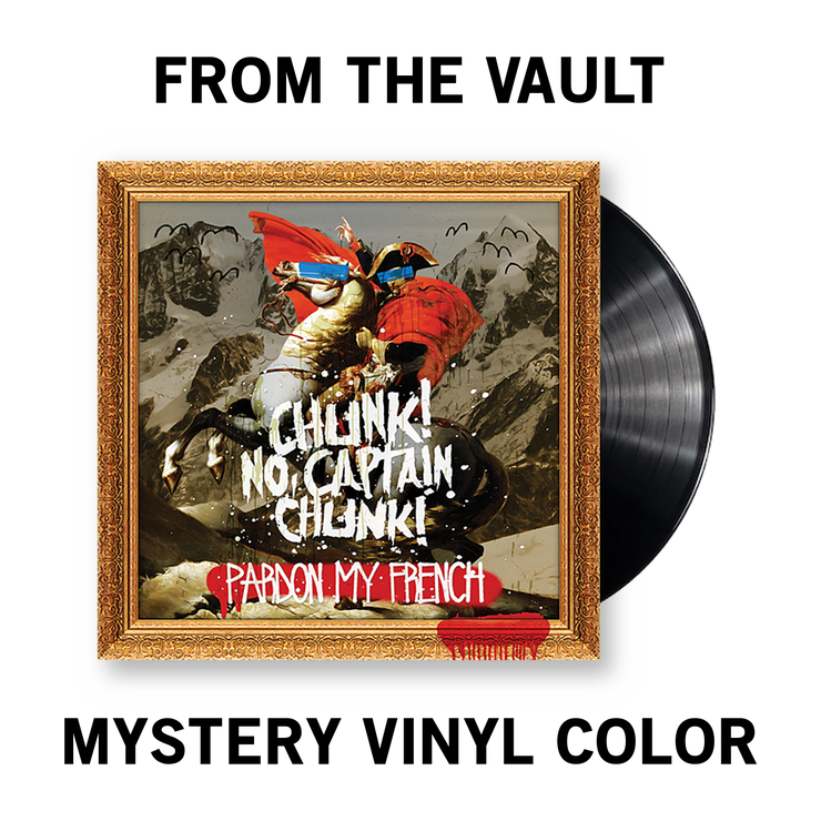 Pardon My French Vinyl