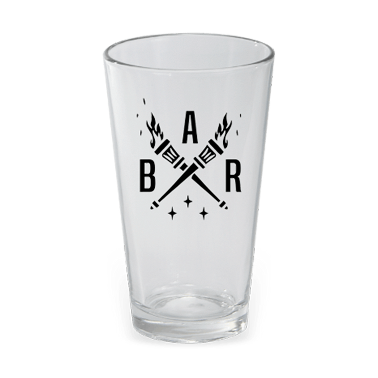ABR Pint Glass