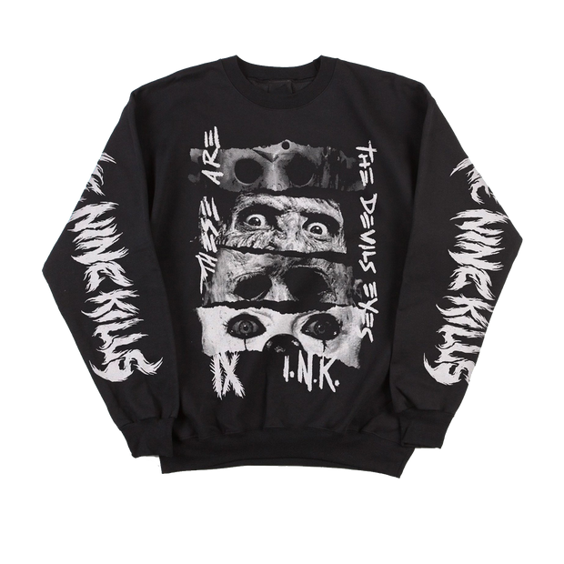 The Devils Eyes Crewneck