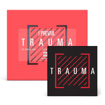 Trauma CD + Patch
