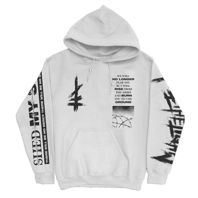 Shed My Skin Pullover Hoodie