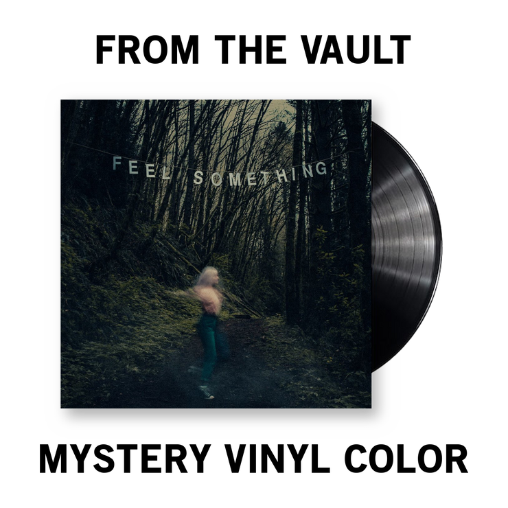 Feel Something Vinyl