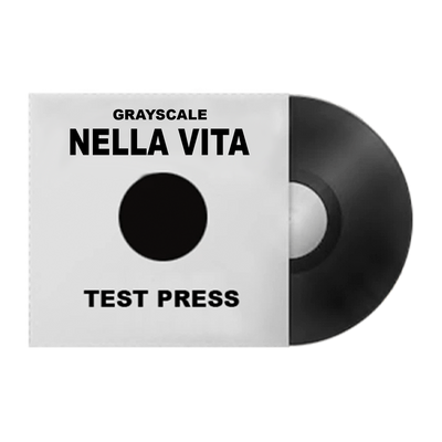 Nella Vita Vinyl - Test Press
