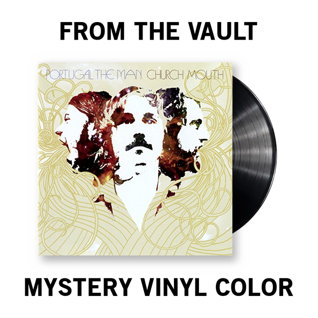 Church Mouth Vinyl