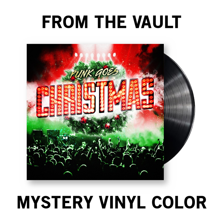 Punk Goes Christmas Vinyl