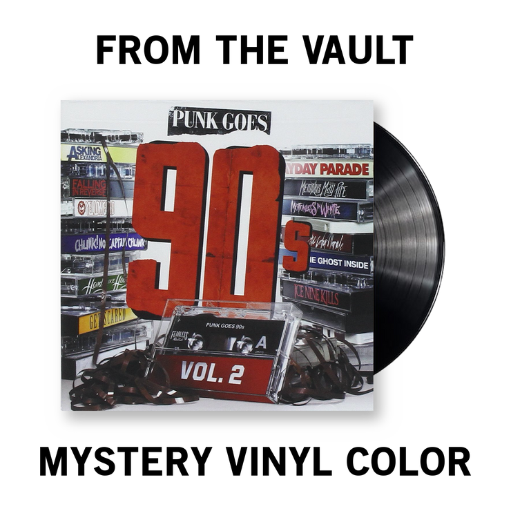 Punk Goes 90's Volume 2 Vinyl