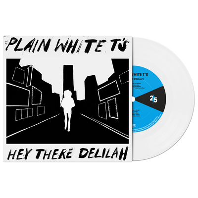 "HEY THERE DELILAH 7"" VINYL"