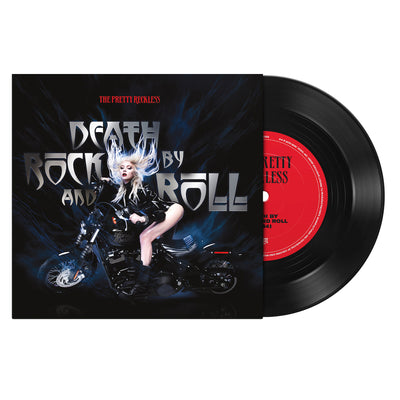 The Pretty Reckless - Death By Rock & Roll 7""