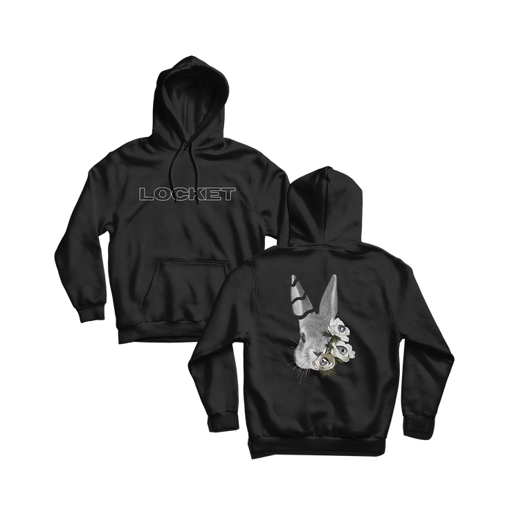 All Out Rabbit Hoodie